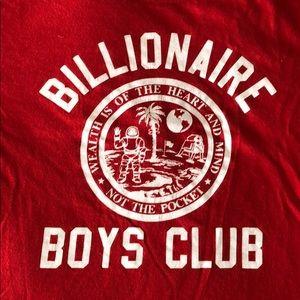 Billionaire Boys Club Shirts - Billionaire Boys Club tee shirt